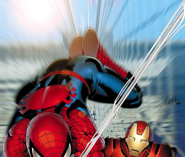 IRON MAN/SPIDER-MAN POSTER #0
