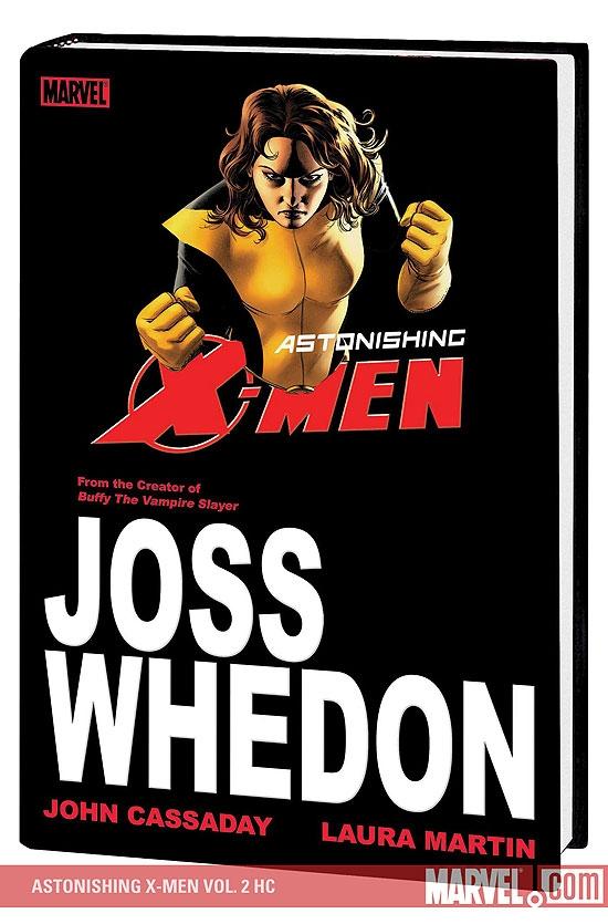 Astonishing X-Men Vol. 2 (Hardcover)
