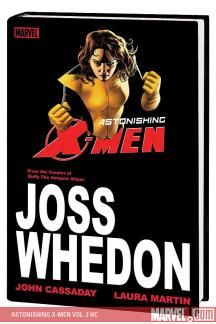 Astonishing X-Men Vol. 2 (Hardcover)