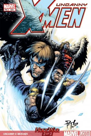 Uncanny X-Men (1963) #424