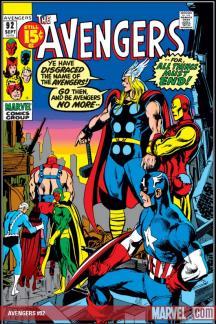 Avengers (1963) #92