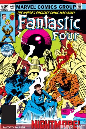 FANTASTIC FOUR VISIONARIES: JOHN BYRNE VOL. 2 TPB (2004)