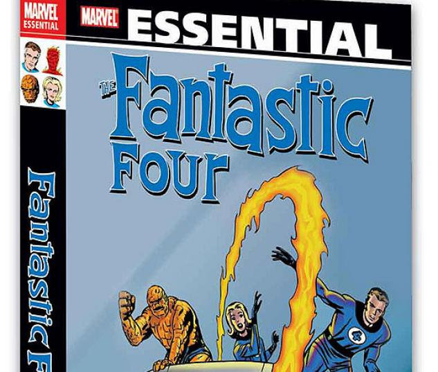 ESSENTIAL FANTASTIC FOUR VOL. 1 #0