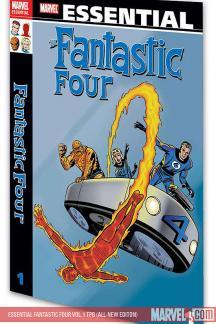 Essential Fantastic Four Vol. 1 (Trade Paperback)