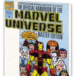 Essential Official Handbook of the Marvel Universe - Master Edition Vol. 2