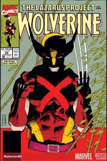 Wolverine (1988) #29
