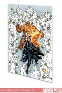 Black Panther: Little Green Men (Trade Paperback)