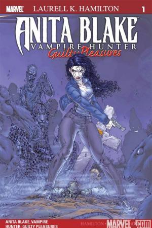 Anita Blake, Vampire Hunter: Guilty Pleasures (2006) #1