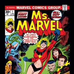 Essential Ms. Marvel Vol. 1