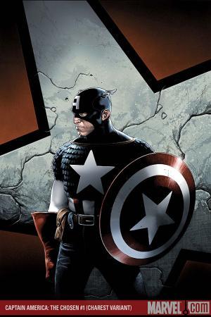 Captain America: The Chosen (2007) #1 (variant)