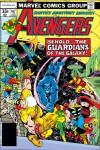 AVENGERS #167 COVER