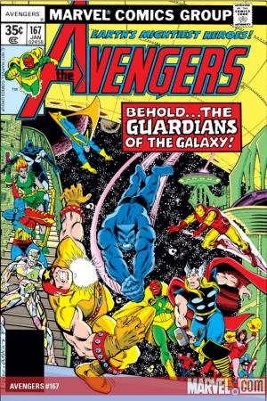 Avengers Legends Vol. 2: The Korvac Saga (Trade Paperback)