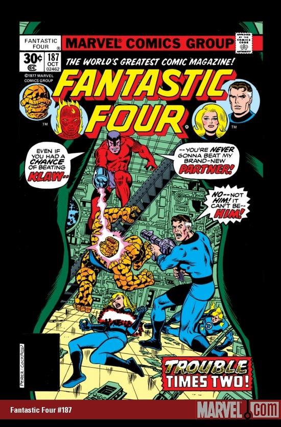 Fantastic Four (1961) #187