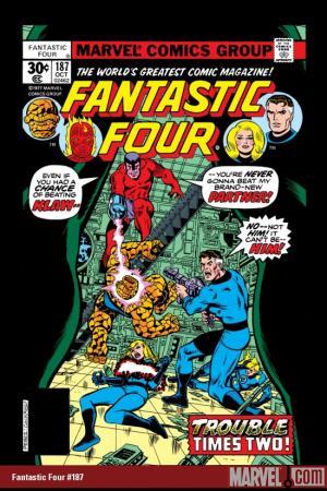 Fantastic Four #187
