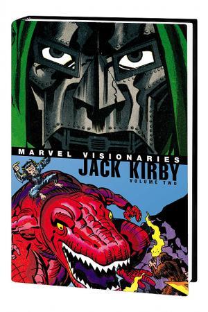 Marvel Visionaries: Jack Kirby Vol. 2 (Hardcover)