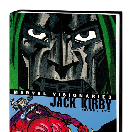 MARVEL VISIONARIES: JACK KIRBY VOL. 2 #0