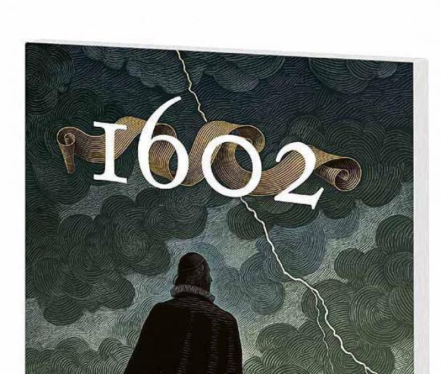 MARVEL 1602 COVER