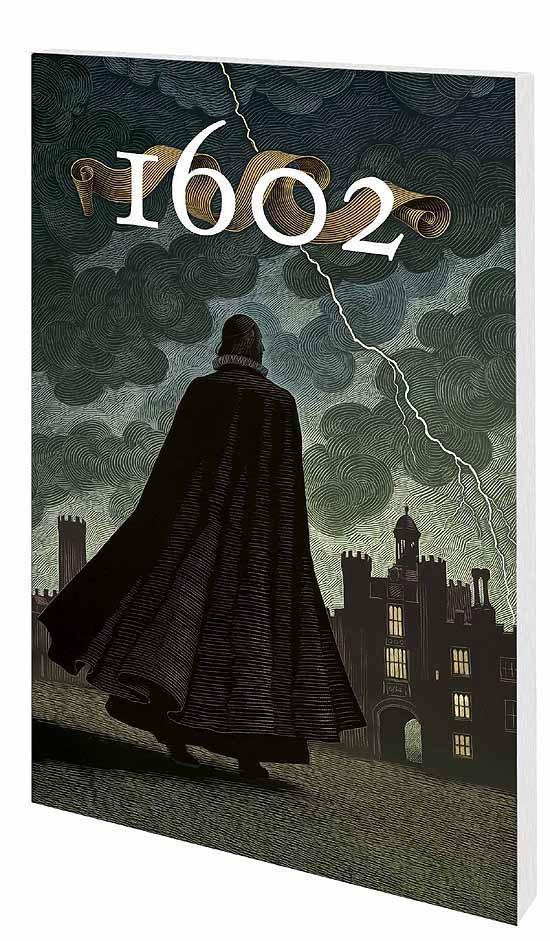 Marvel 1602 (Trade Paperback)