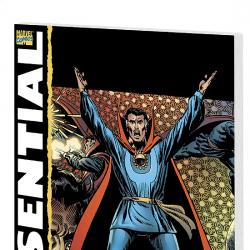 ESSENTIAL DOCTOR STRANGE VOL. 2 COVER