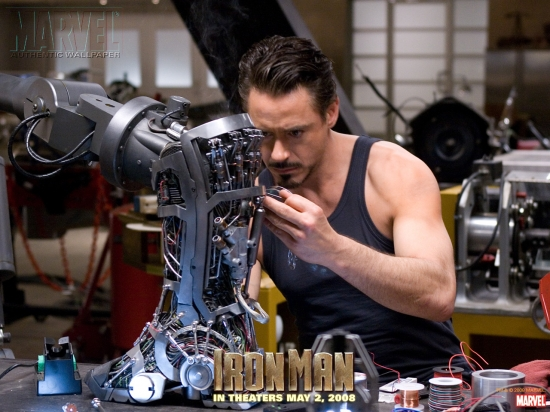 Iron Man Movie: Tony Stark #7