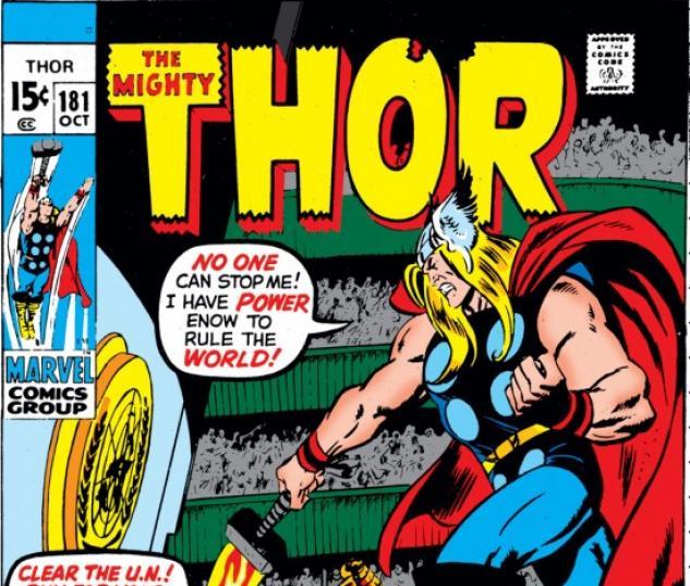 Thor #181