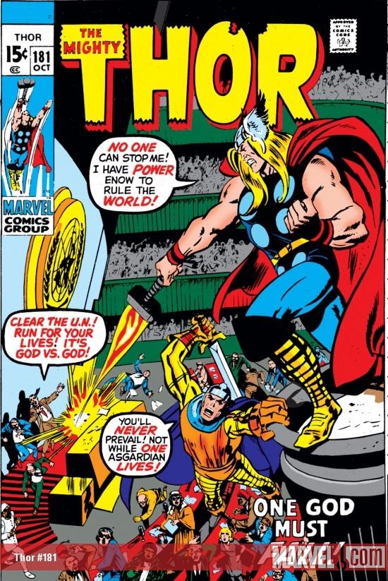 Thor (1966) #181