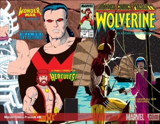 Marvel Comics Presents (1988) #40
