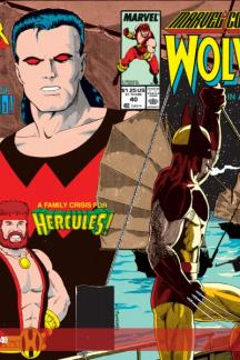 Marvel Comics Presents #40