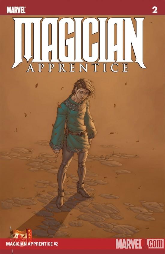 Magician Apprentice (2006) #2