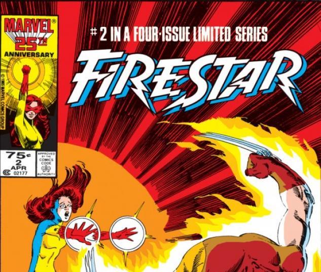 Firestar #2