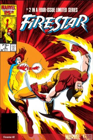 Firestar (1986) #2