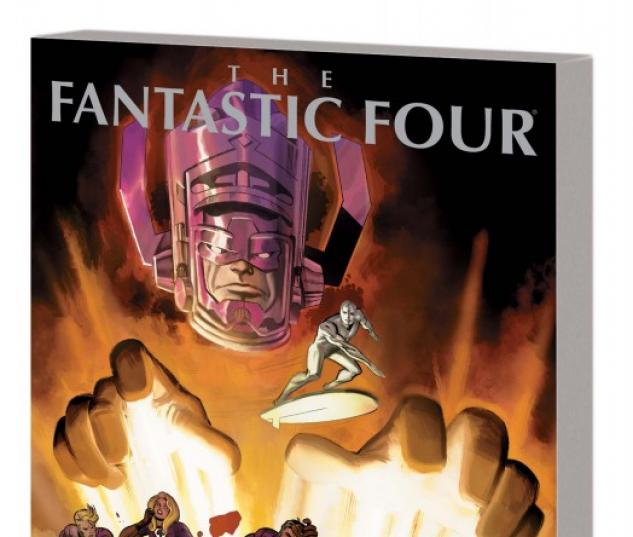 Marvel Masterworks: Fantastic Four (2010) #1