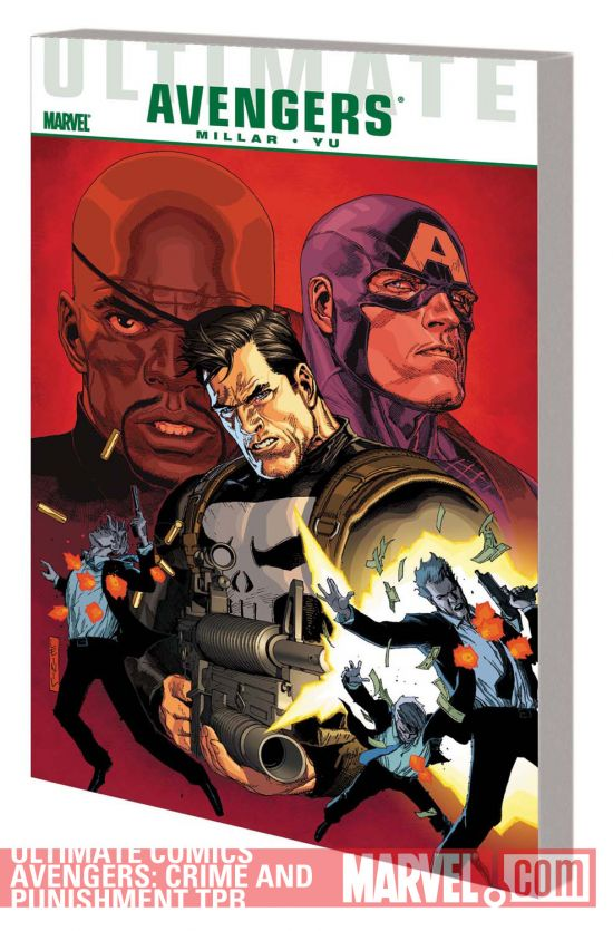 Ultimate Comics Avengers 2: Crime & Punishment (Trade Paperback)