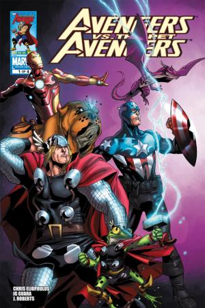 Avengers Vs. Pet Avengers #1