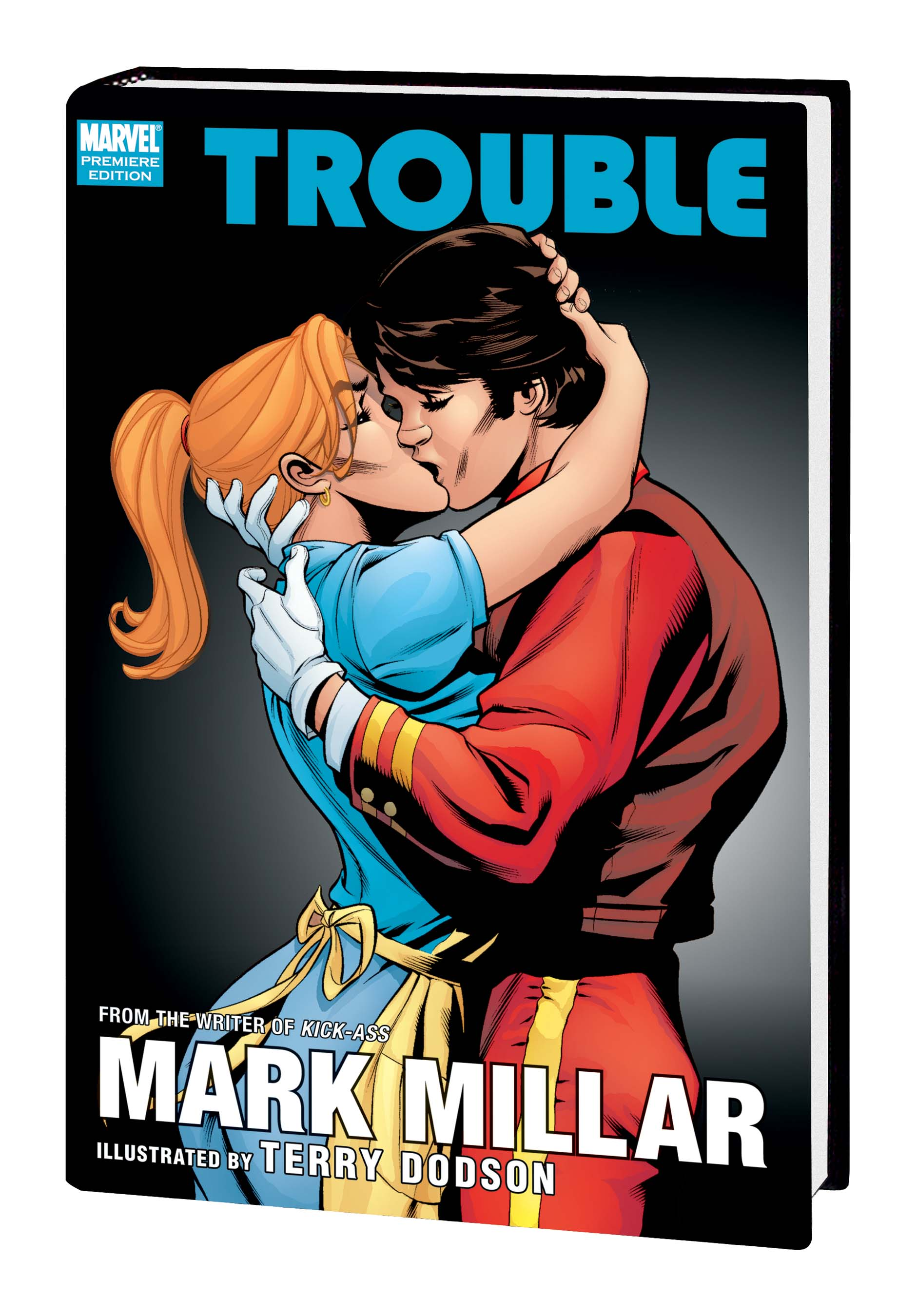 TROUBLE BY MARK MILLAR PREMIERE HC (Hardcover)