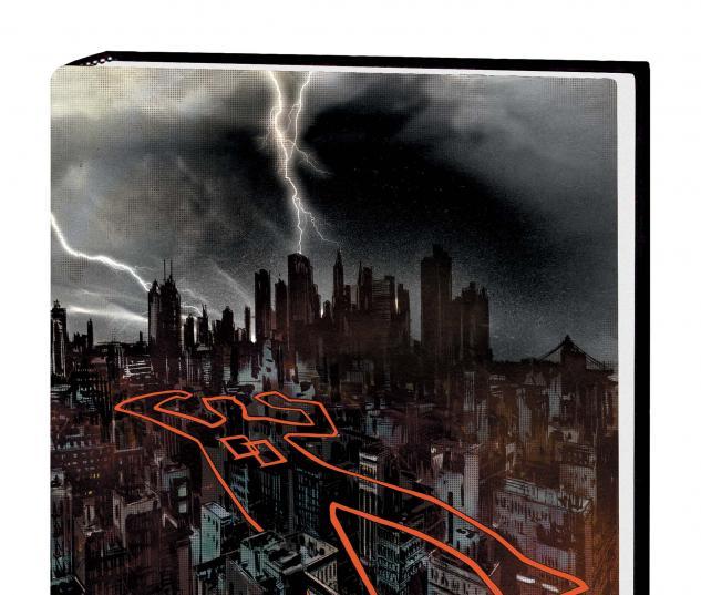 Daredevil: Reborn Premiere HC cover