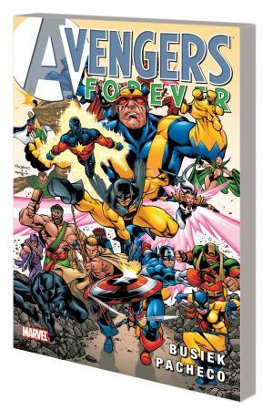Avengers Forever (New Printing) (Trade Paperback)