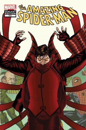 Amazing Spider-Man #623  (VILLAIN VARIANT)