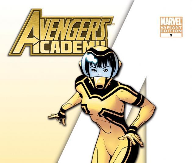 Avengers Academy (2010) #3, Mckone Variant