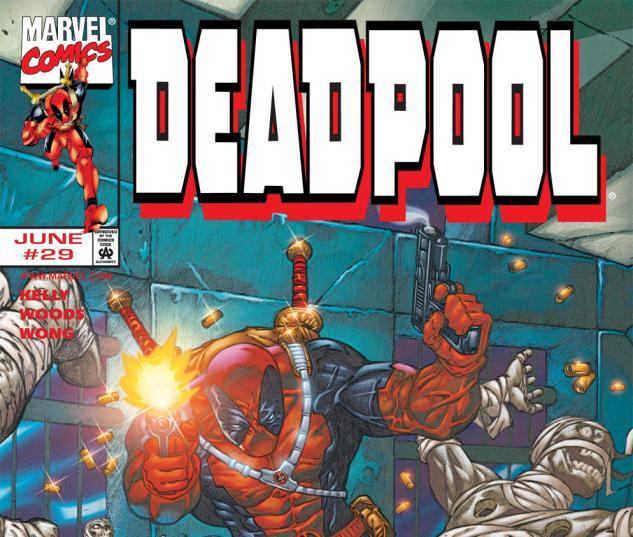 Deadpool (1997) #29