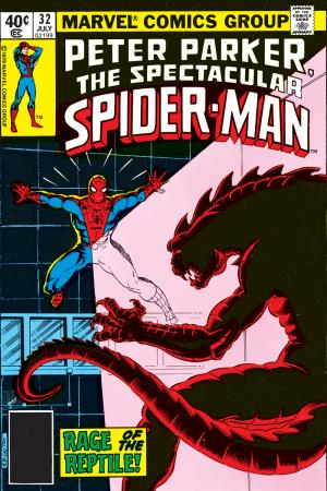 Peter Parker, the Spectacular Spider-Man (1976) #32