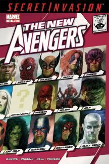 New Avengers (2004) #42