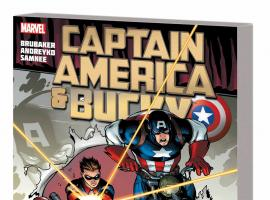 CAPTAIN AMERICA AND BUCKY: THE LIFE STORY OF BUCKY BARNES TPB