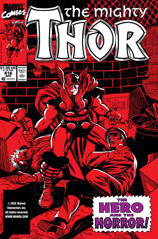 Thor (1966) #416