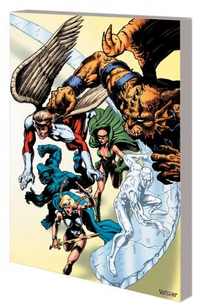Essential Defenders (Trade Paperback)