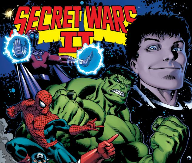 Secret Wars II (2009)/Byrne