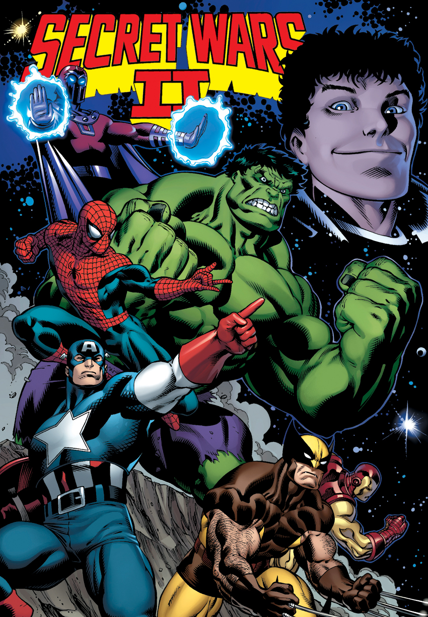 Secret Wars II (Hardcover)