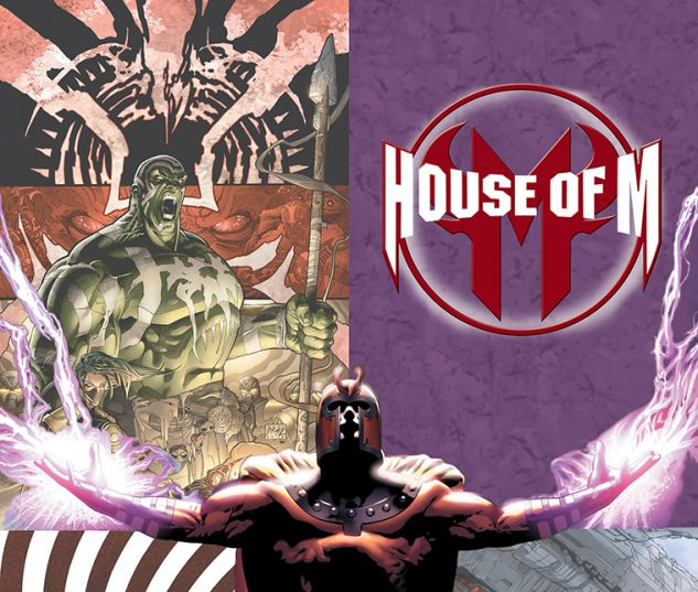 House of M: Wolverine, Iron Man & Hulk (2010) HC