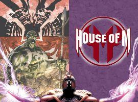 House of M: Wolverine, Iron Man & Hulk (2010) HC