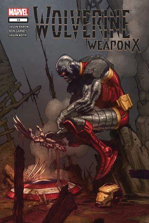 Wolverine Weapon X #13